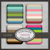 Gimp Palettes 4 by DaydreamersDesigns