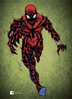 SpiderCarnage by mdavidct