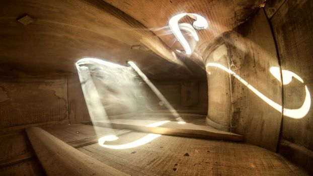 Inside Violin V by borda