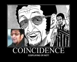 COINCIDENCE by evilselosa