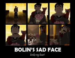 Poor Bolin!!! by TalentedThruHIM