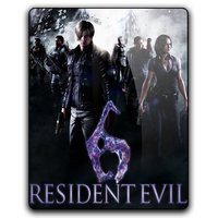 Icon PNG Resident Evil 6 by TheMaverick94