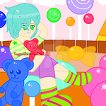 .:OC:. A Land Full of Sweets. by SugariSweetLolita