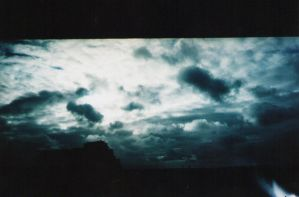 35mm - Storm is coming by redcatmoonlight