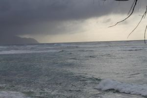 STORM 02 OF RECORD RAIN IN HAWAII 2012 by HumbleLuv