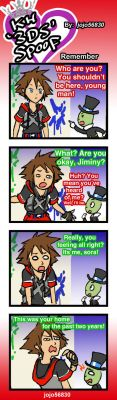 KH 3DS Spoof: Remember by jojo56830