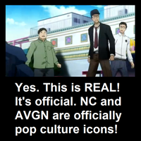 NC AVGN Anime Meme by HewyToonmore