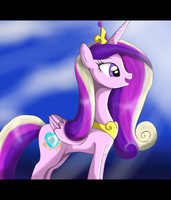 .:Princess Cadance:. by The-Butcher-X