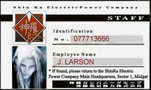 Shinra ID by power-junky