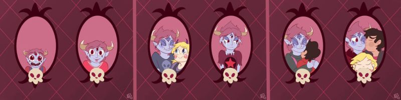 Portraits by Jess-the-vampire