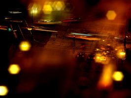 Chicago Bokeh by jonniedee