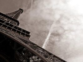 Paris Eiffel Tower by NevaMasquarade