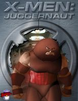 Juggernaut by TheDemonEtrigan