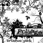 Foliage_brushes pack by solenero73