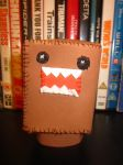 Foam Domo-kun by Thenextera