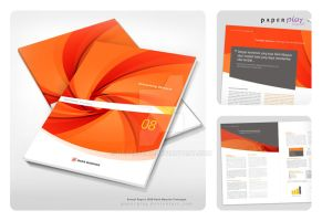 Bank Maspion Annual Report by paperplay