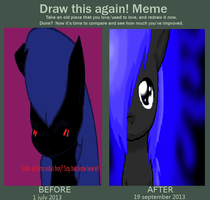 .:Before and After:. by DJChloe