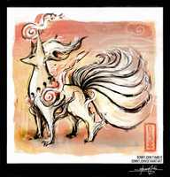 Ninetales - Pokemon One a Day!