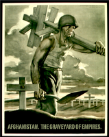 Afghanistan.  The Graveyard of Empires. by poasterchild
