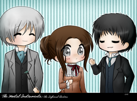 The Infernal Devices by Ailish-Lollipop