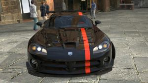 dodge viper 9 by ducolup