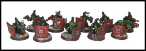 Grot Rebellion Grenadierz by Proiteus