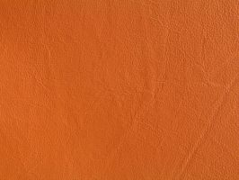 Orange Leather Texture Bright Fabric Wallpaper by TextureX-com
