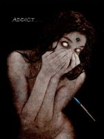 Addict by fearful-toxicin