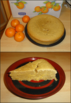 Clementine Cake by ChimeraDragonfang
