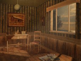 The Woody Room by kewel72000