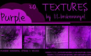 Textures - Purple by lilbrokenangel