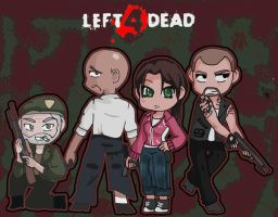 Left 4 Dead by sarcastic-fangirl