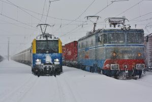 Predeal Winter 21.01.2012 by metrouusor