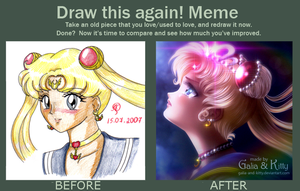 Draw this again - Sailor Moon by galia-and-kitty