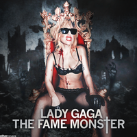 Lady GaGa - The Fame Monster 3 by other-covers