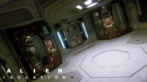 Alien Isolation 136 by PeriodsofLife
