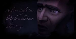 A single tear by Coricle
