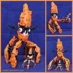 Bionicle MOC: Tentromax by Rahiden