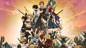 Fairy tail the movie extended by luna460