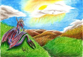 Distant Lands by DrakenAngelus2