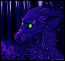 purpledream by Vongrell