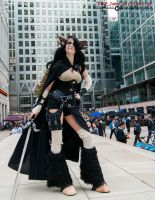 Steampunk Satyr - Canary Wharf 2 by TPJerematic