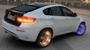 BMW X6 Glow by rulerz96