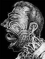 Man With The Horrid Mouth by Sellers