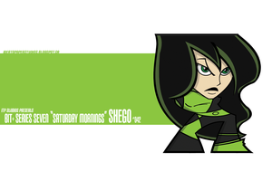 BIT+ Series 7 Saturday Mornings Shego by IdeatoPaperStudios