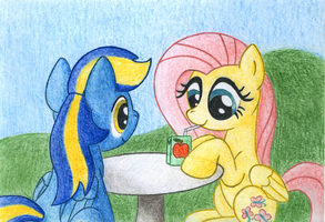 Friendly Hangout [D22] by Legeden