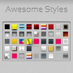 Awesome Text Styles (Full Set) by FelixderDrummer