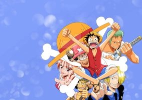 The Straw Hats! by xXNami-sanXx