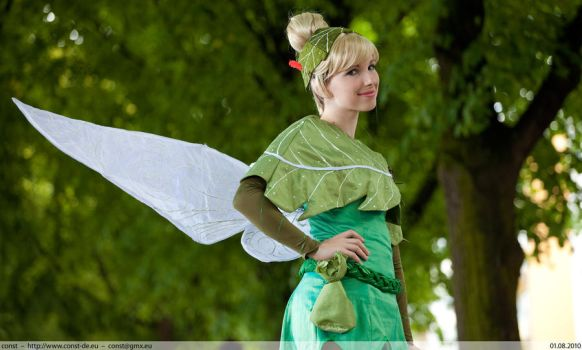 Tinkerbell - Lost Treasure by Rayi-kun