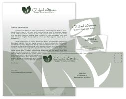 Orchard Garden Stationary by Fawkes881